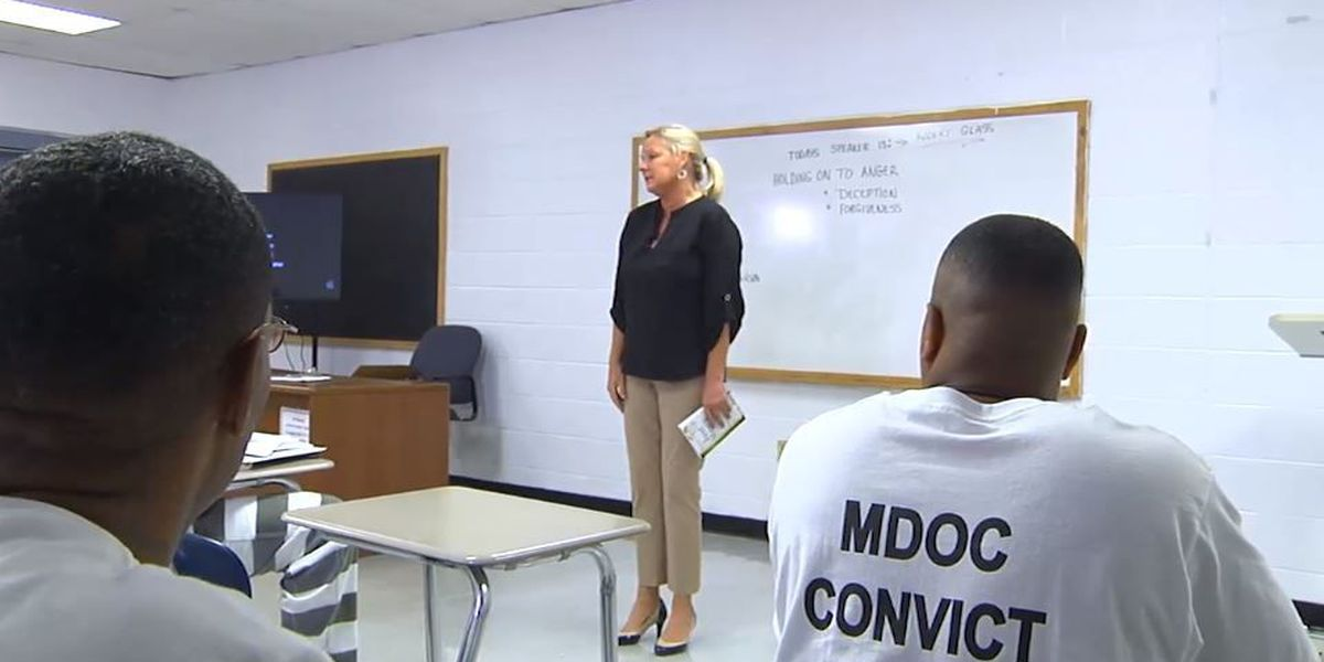 'Restorative Justice' course teaches MS inmates compassion, accountability
