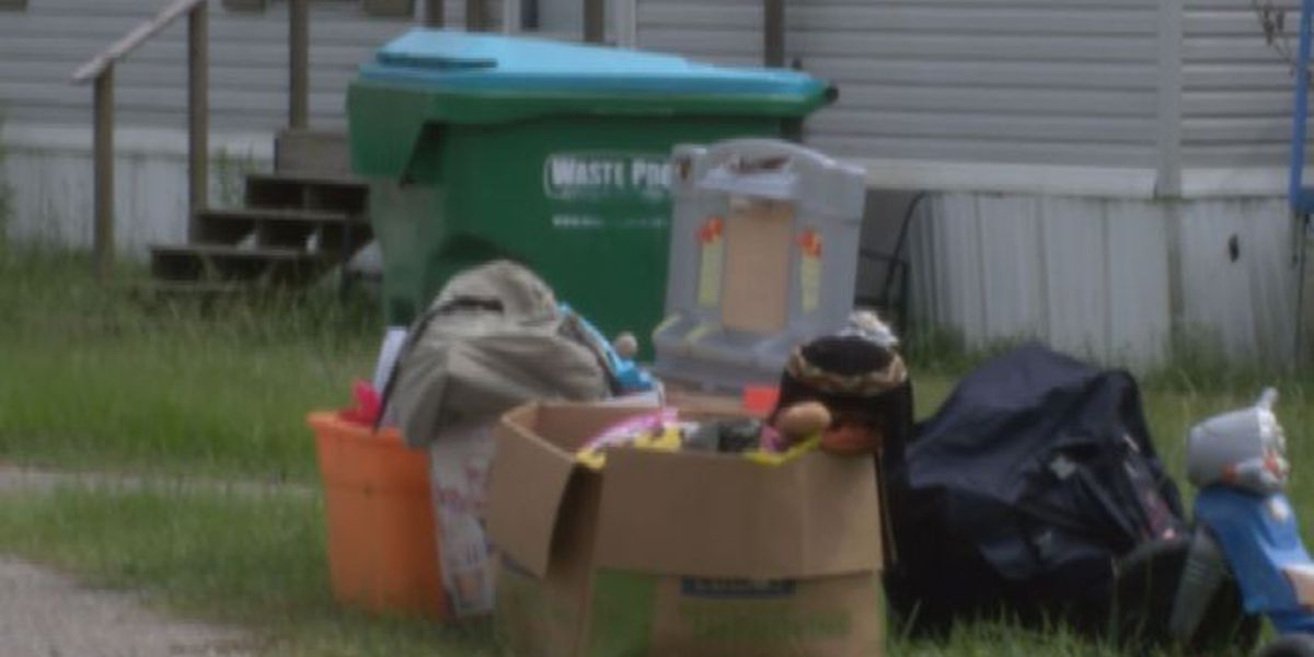 Waste Pro customers outraged as trash piles for two weeks
