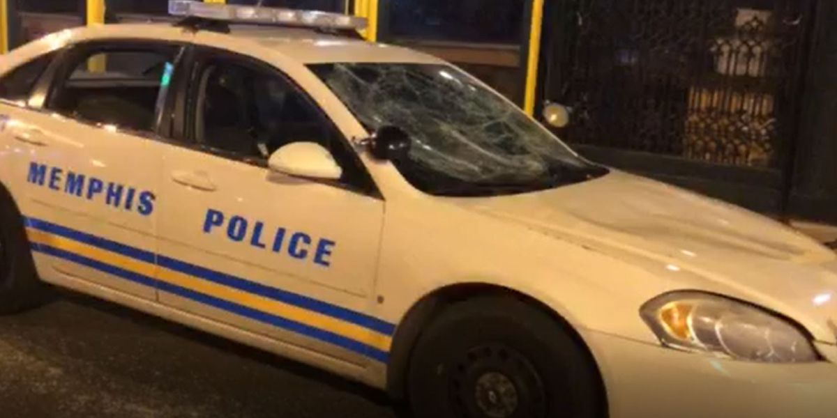MPD: Businesses, police property left damaged following weekend protests
