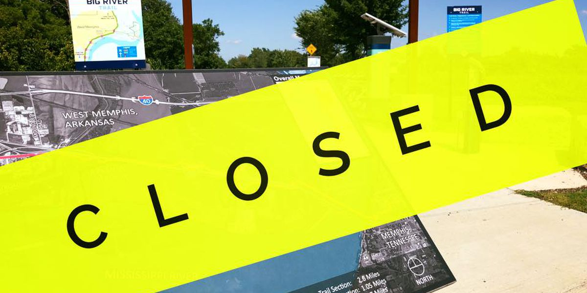 Big River Crossing closes West Memphis gate due to I-40 bridge closure
