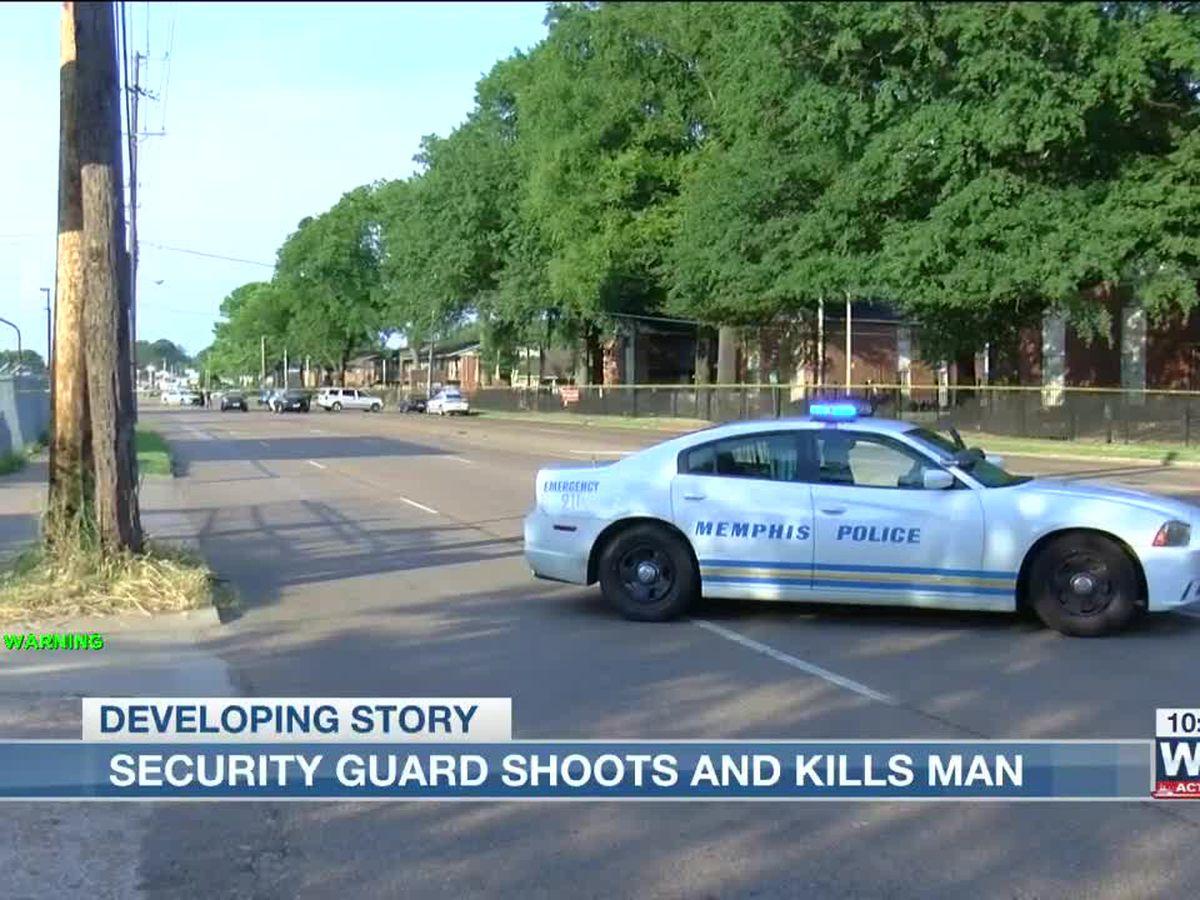 Police: Security guard shoots, kills man on Jackson Ave.