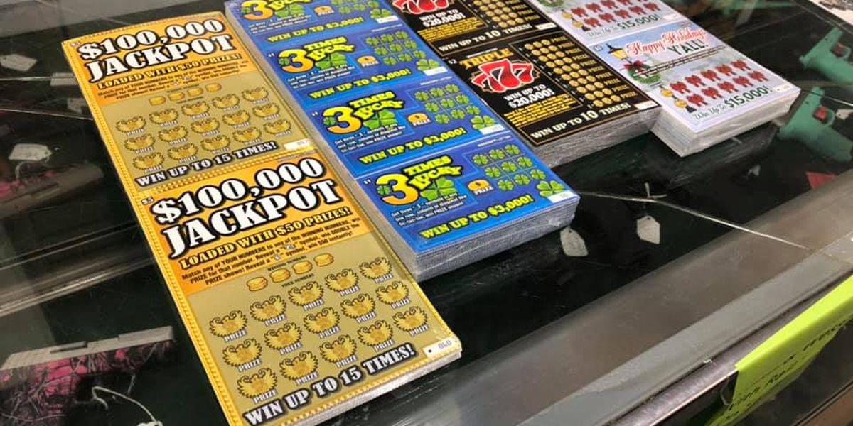 Lottery ticket sales begin. So, how will it help Mississippi?