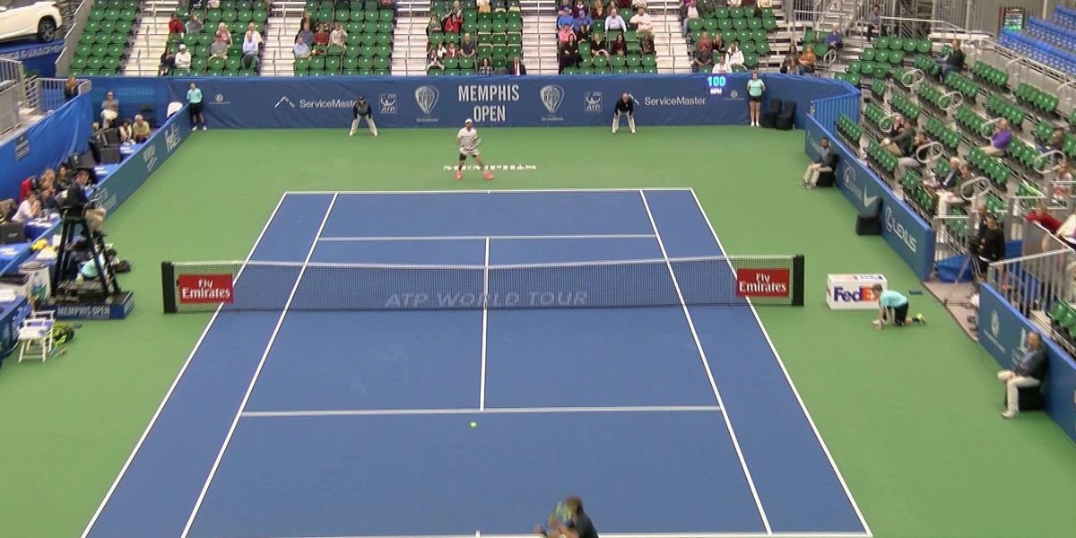 Americans thrive on Day 2 of Memphis Open