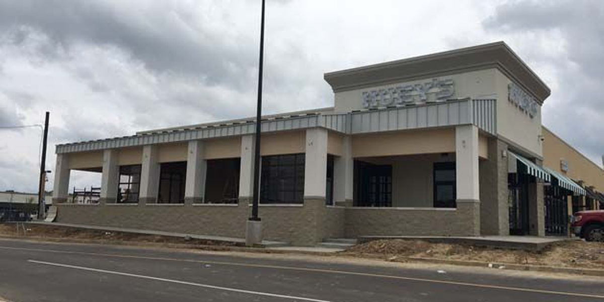 Huey's to open in Millington on May 8