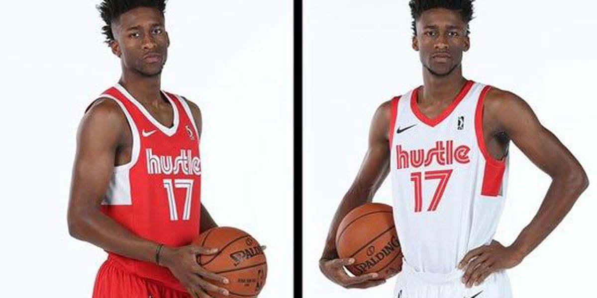 Memphis Hustle unveil uniforms