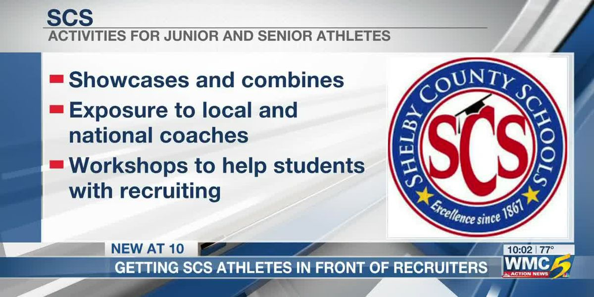 SCS releases details on athlete showcases after fall sports postponed