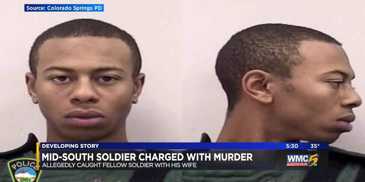Mid-South soldier Isaiah Towns charged with murder