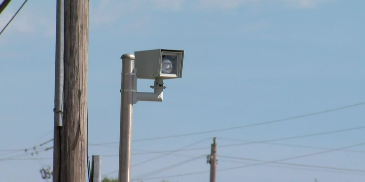Half of red light camera tickets remain unpaid