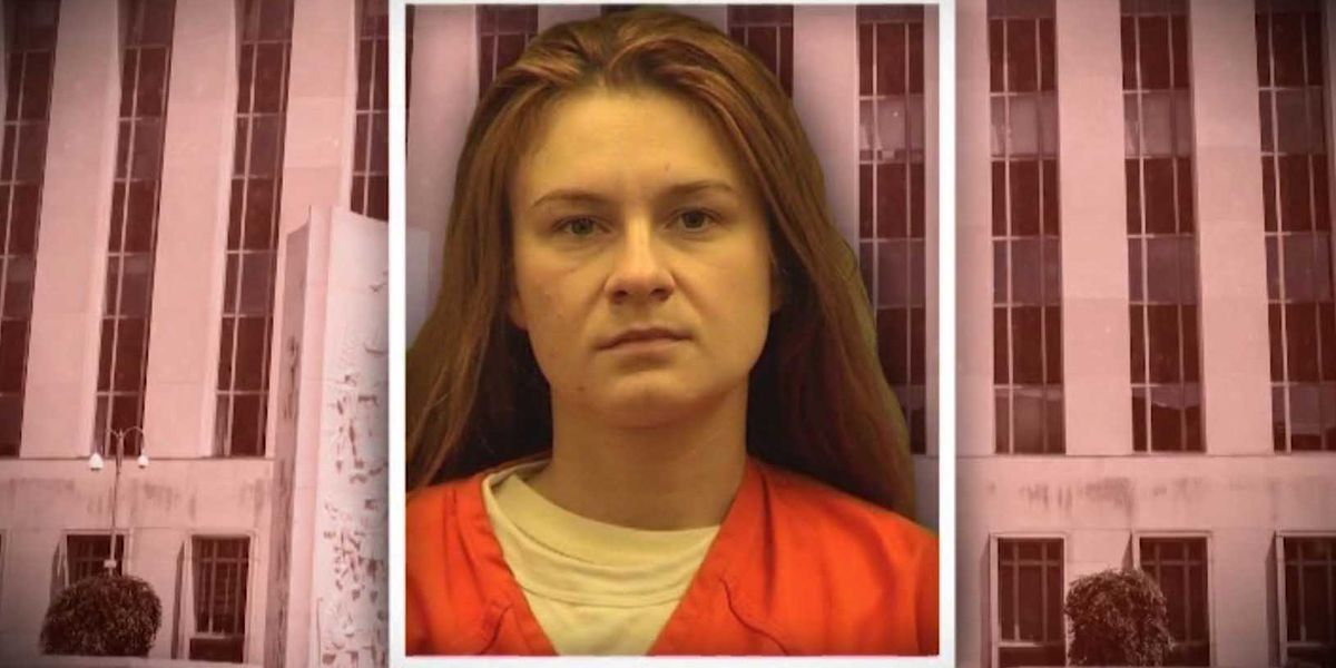Alleged Russian spy Maria Butina admits to conspiring against US