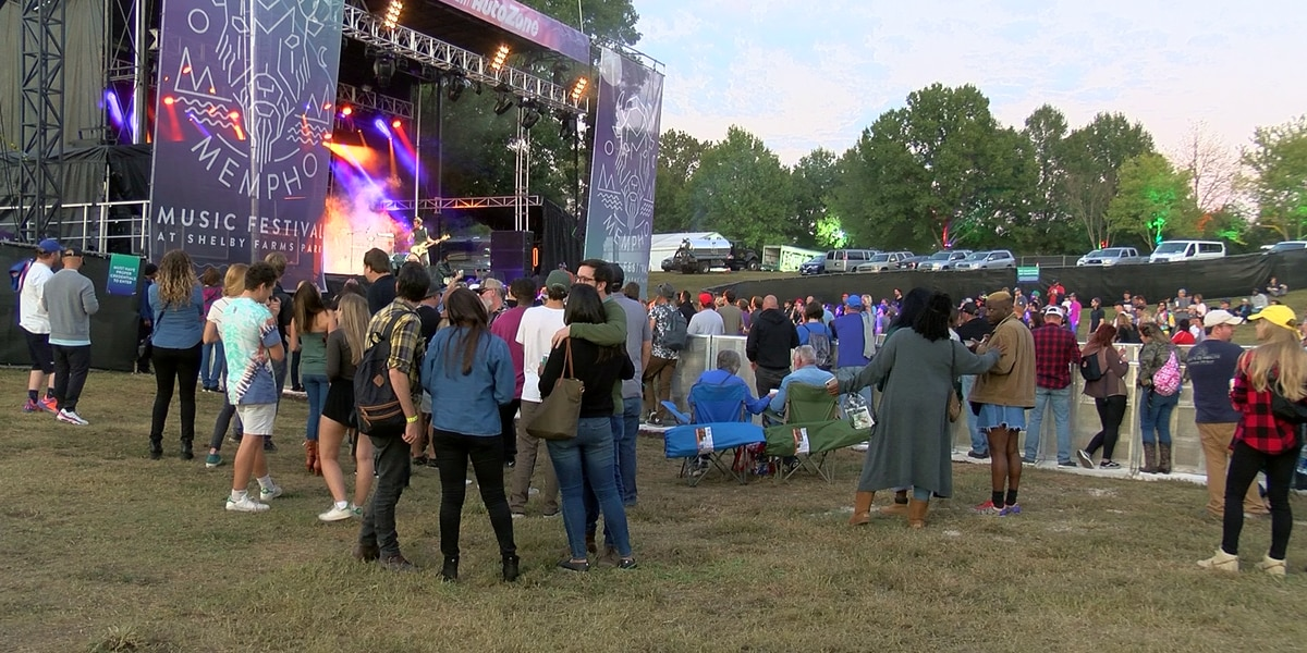 3rd annual Mempho Music Festival kicks off at Shelby Farms