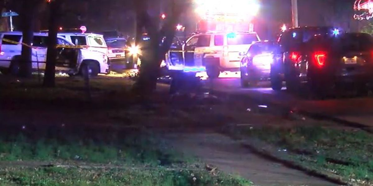 2 dead in West Memphis officer-involved shooting; one officer injured