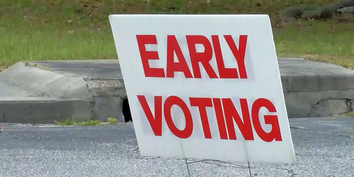 Early voting in Shelby County begins Wednesday