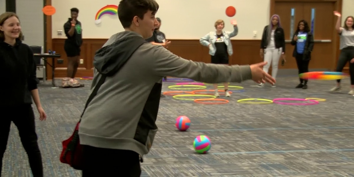 OUTMemphis, Nike Pride host Queer Youth Field Day