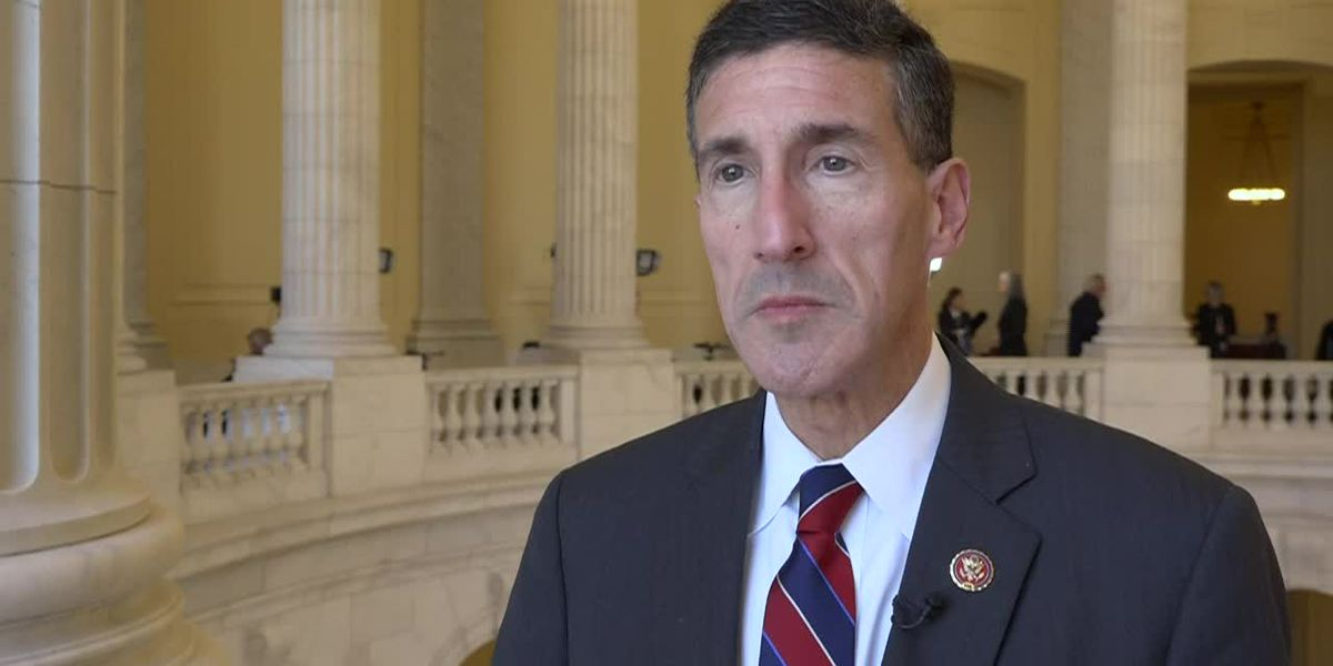 Congressman Kustoff in quarantine after exposure to COVID-19, tests negative for virus