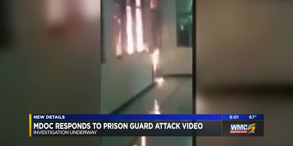 MDOC responds to video of prison guard attack at correctional facility