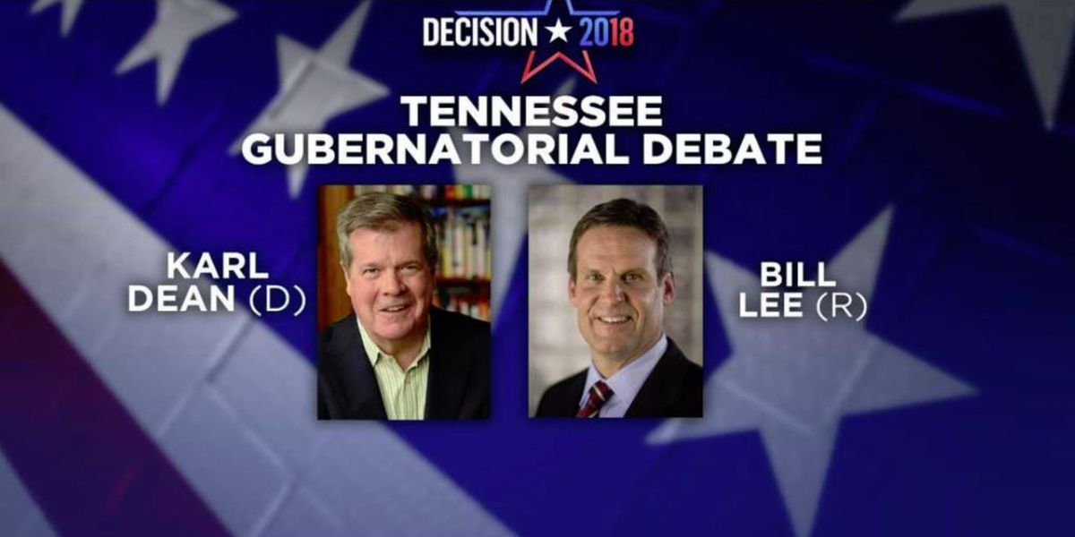 Political analyst weighs in on first Tennessee gubernatorial debate