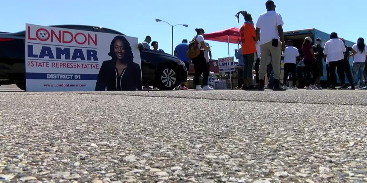 Tennessee state representative leads cleanup effort in Memphis district