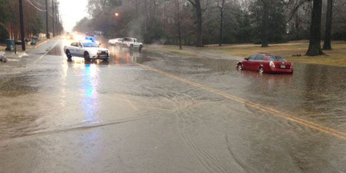 Flood advisory issued for Shelby County
