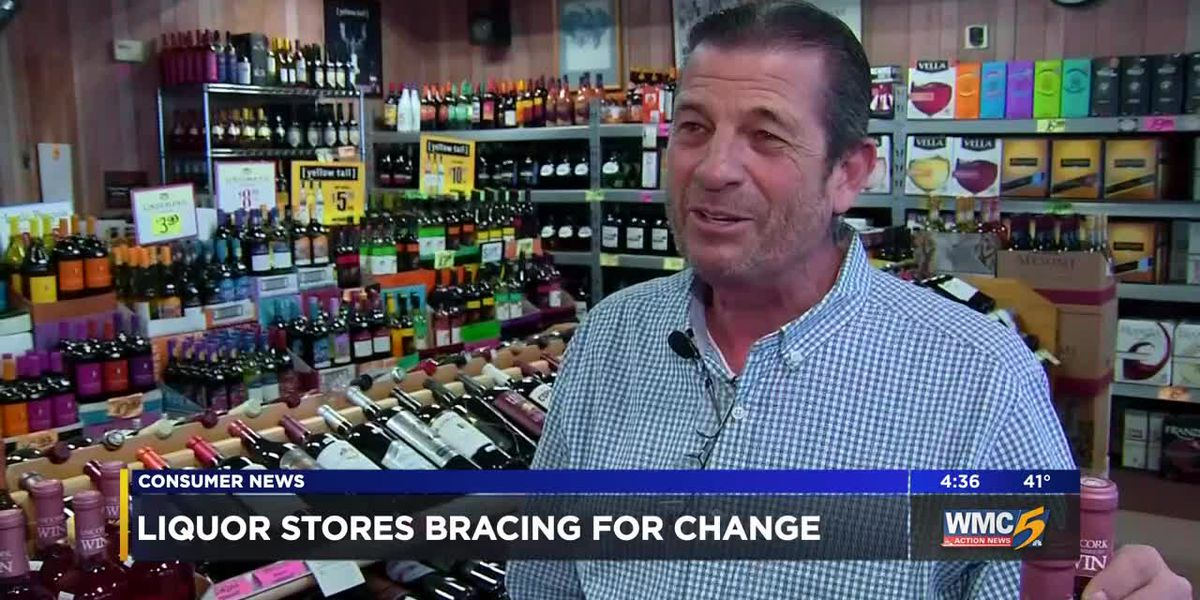 Liquor stores bracing for competition in Sunday wine sales