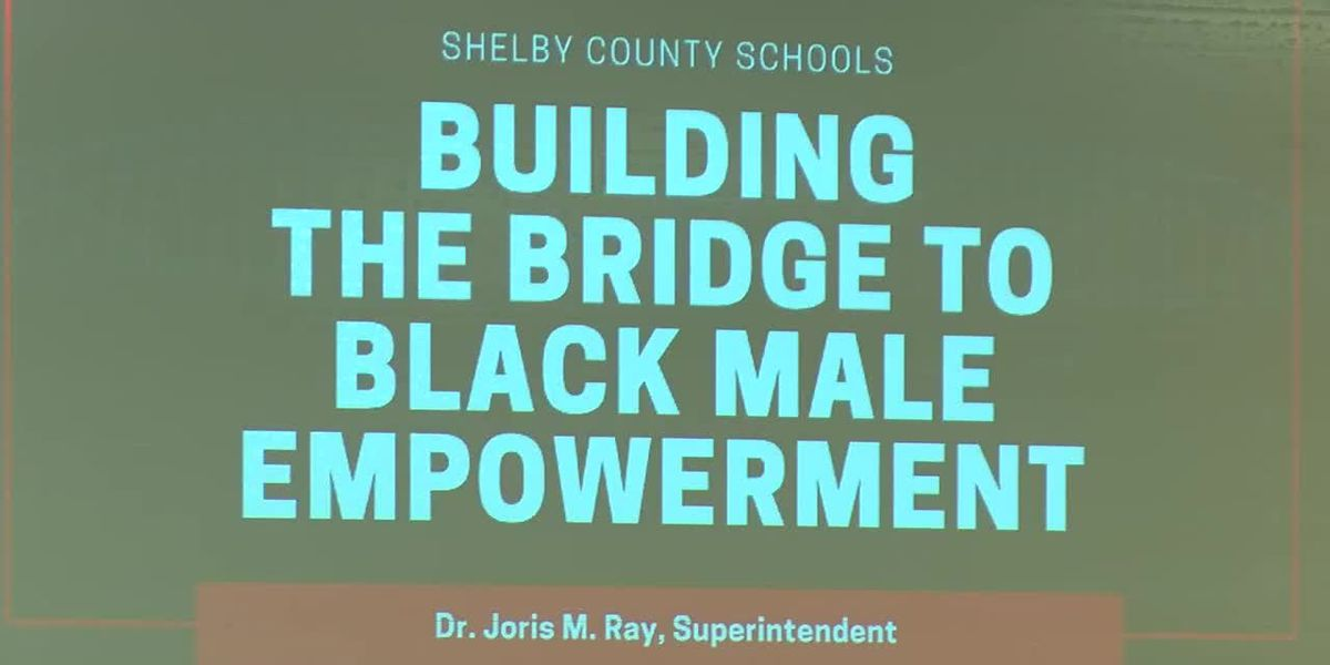 SCS Supt. launches plan to help black male students succeed - clipped version