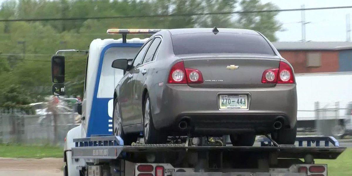 Body found in trunk of repossessed car identified