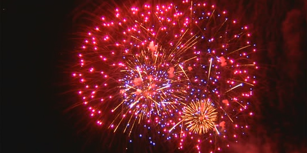Mid-South fireworks shows should bring fun, precautions
