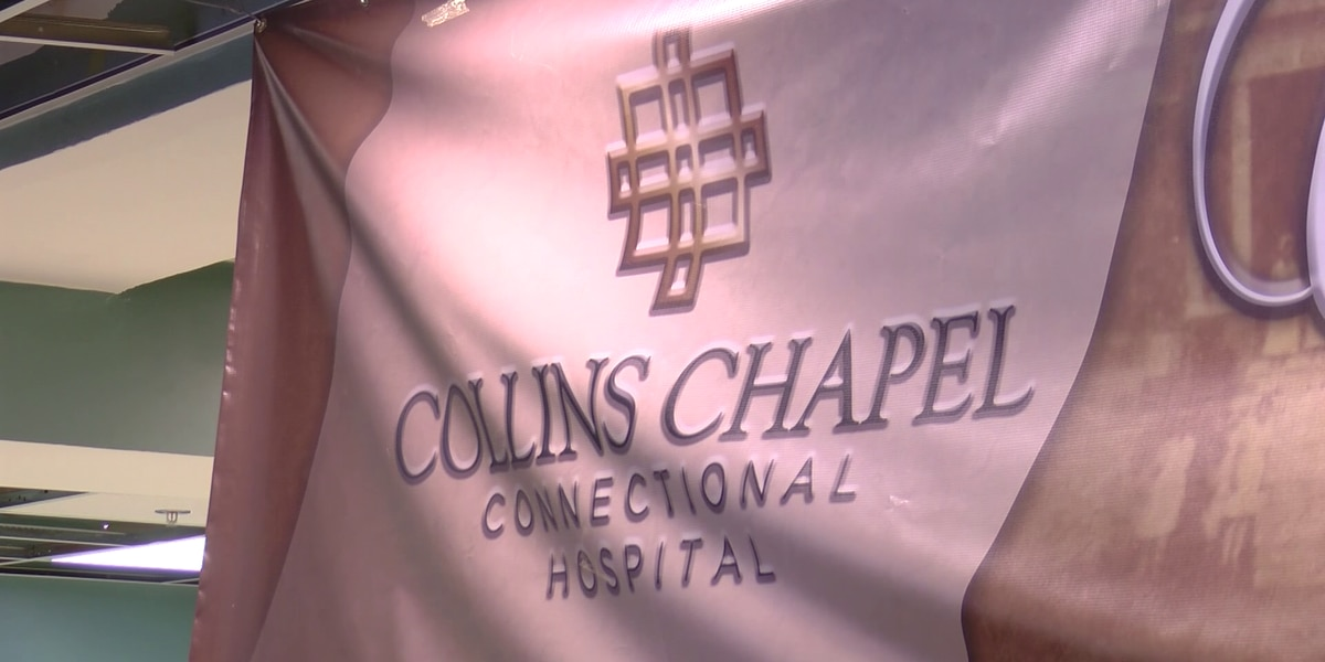Collins Chapel Connection Hospital offers facility for potential patients