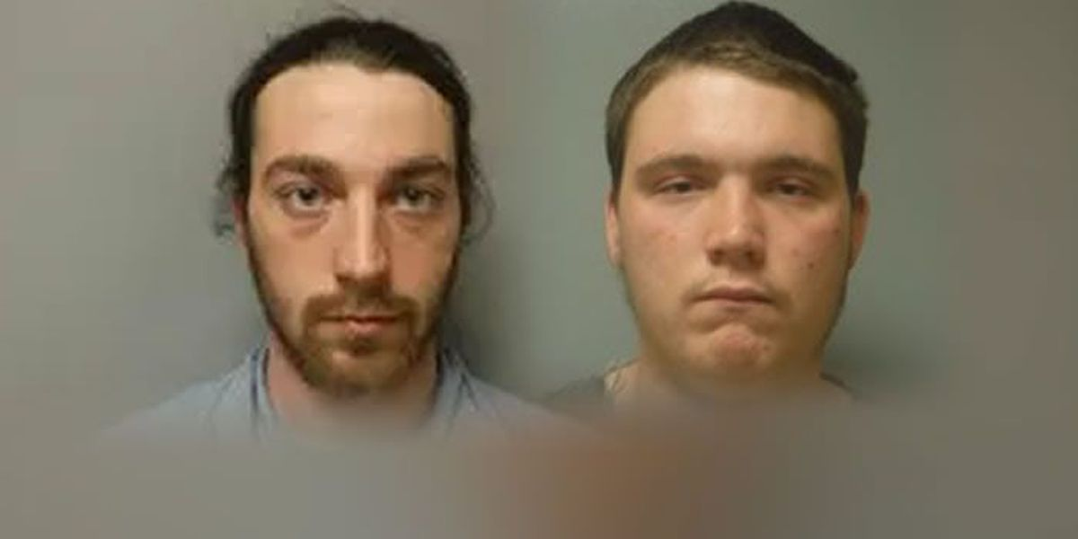Two sentenced for stealing officer's ashes