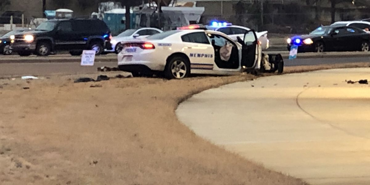 MPD officer injured in crash