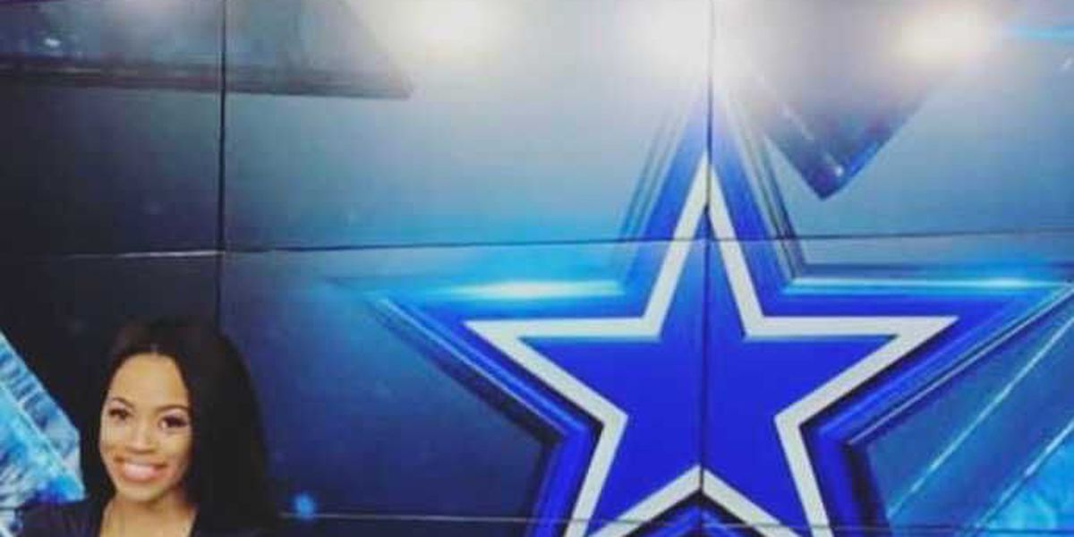 Memphian makes The Dallas Cowboys Rhythm And Blue Hip Hop Team