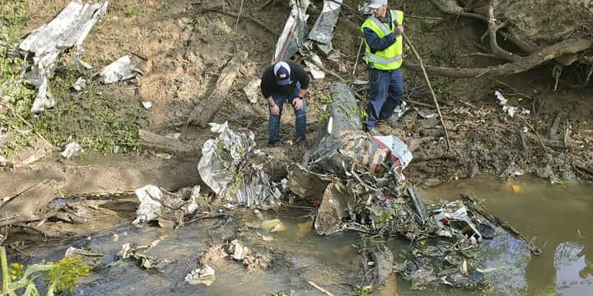 NTSB investigating deadly plane crash in Haywood County