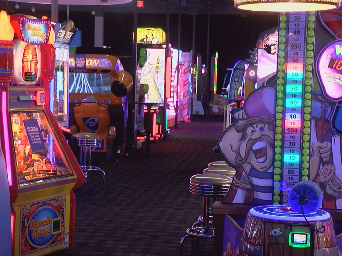 Dave and Buster's reopening Memphis location