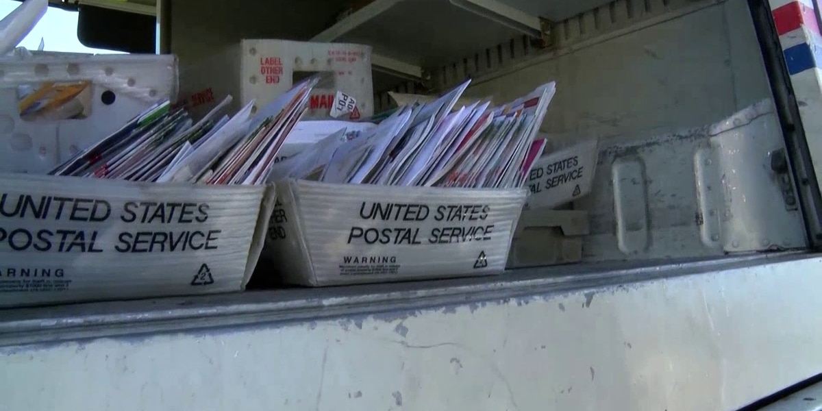 South Memphis neighbors upset over late, missing mail
