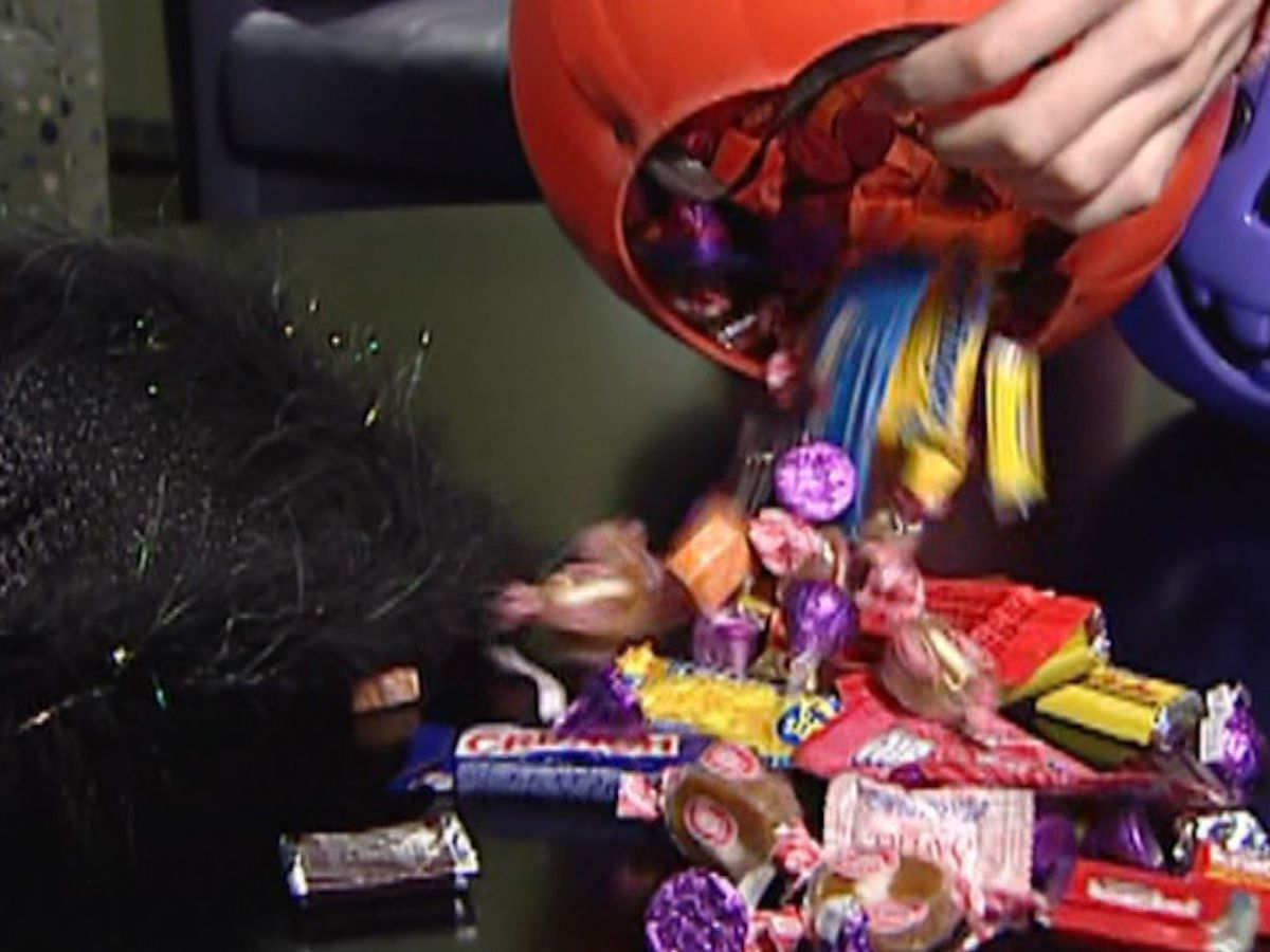 Halloween candy arriving earlier in some stores due to pandemic