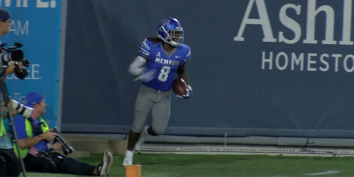 Memphis RB Darrell Henderson will enter NFL Draft