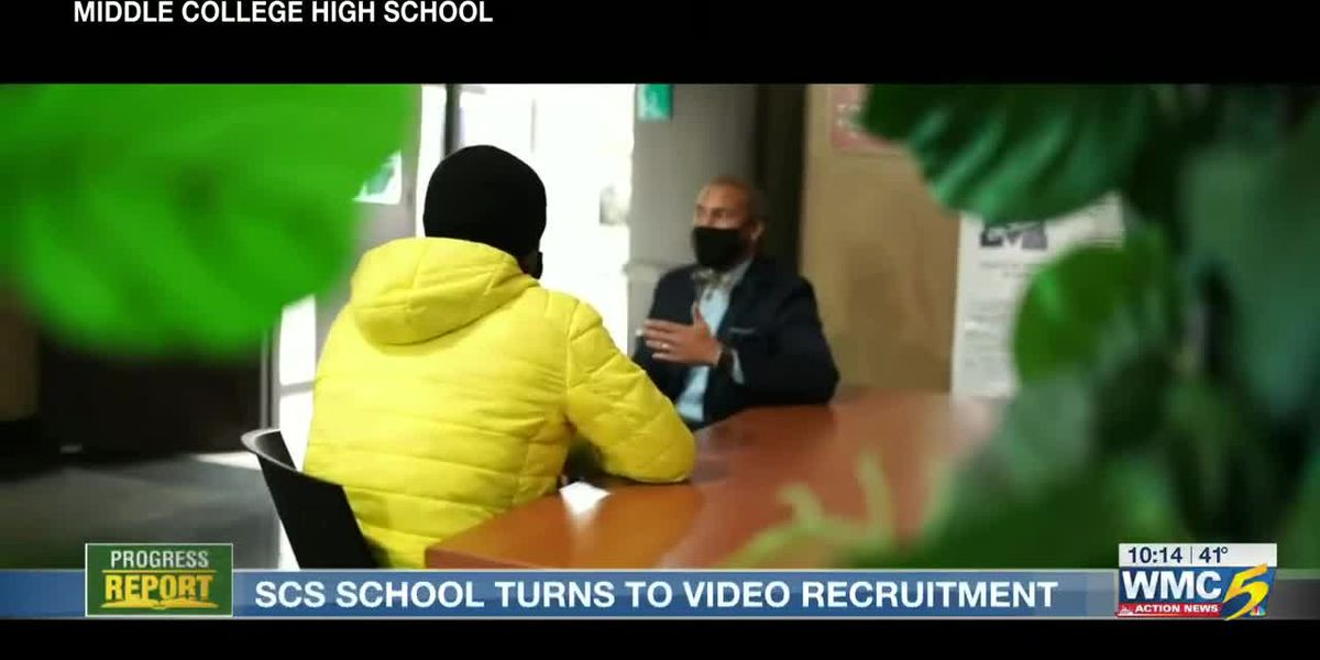 Middle College High School pivots to virtual video recruitment