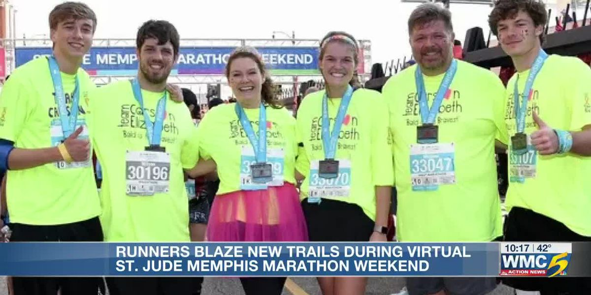 St. Jude Marathon Heroes adjust and prepare for virtual fundraiser