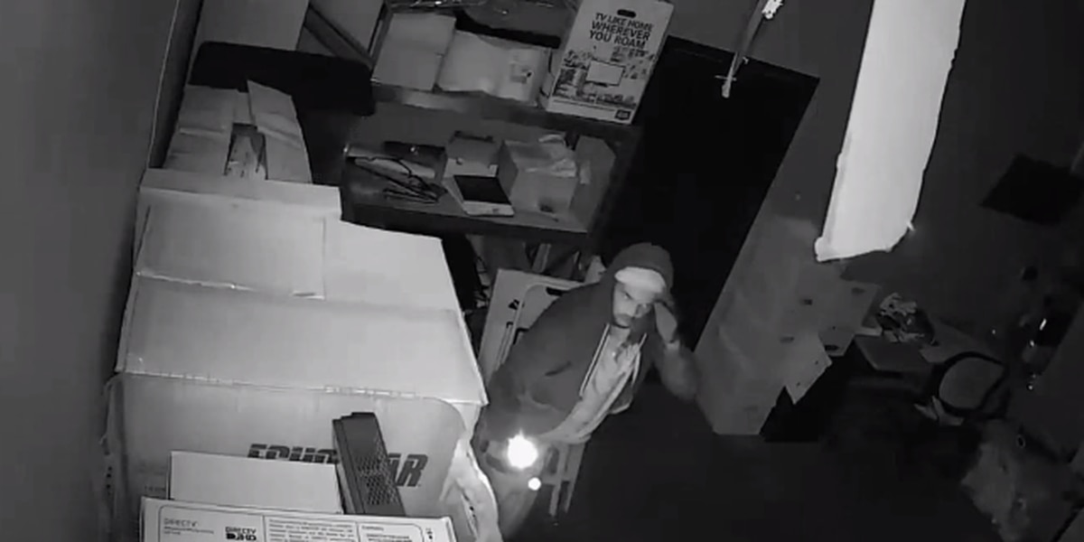 Suspect cuts hole in roof to burglarize Memphis business