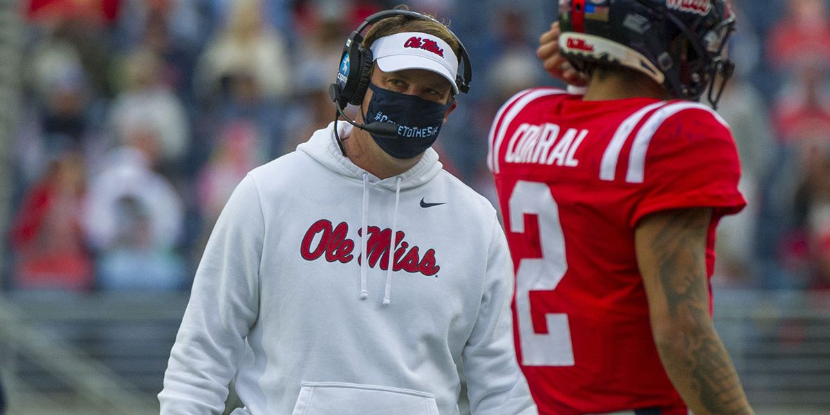 Rebs Kiffin unhappy after conference call with SEC officials post Auburn loss