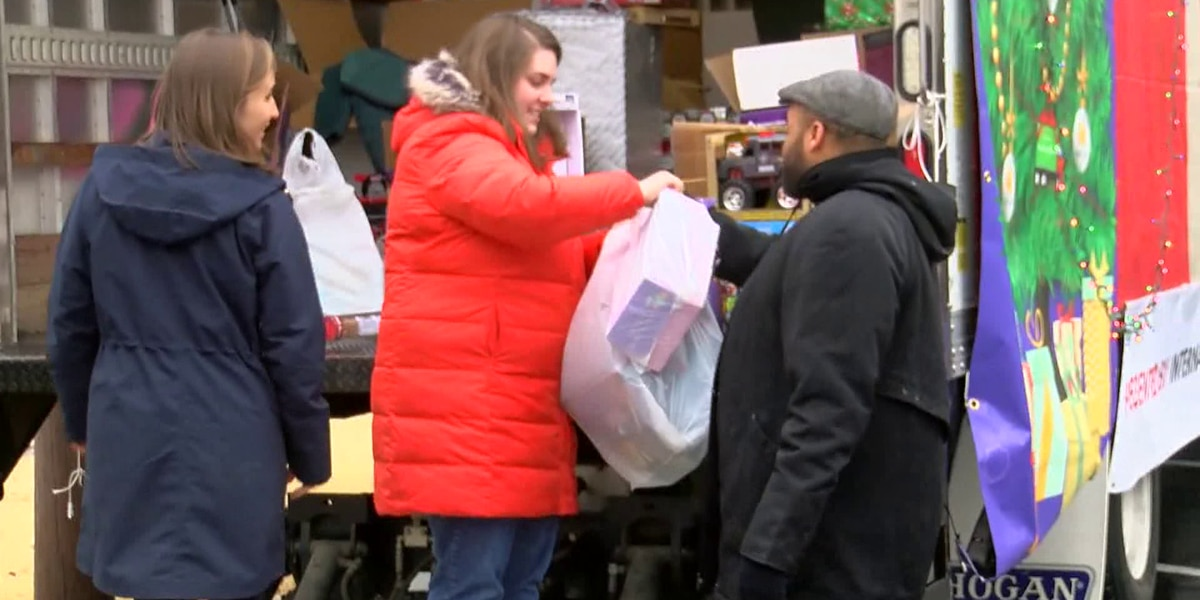 Community showers Porter-Leath toy drive with generosity