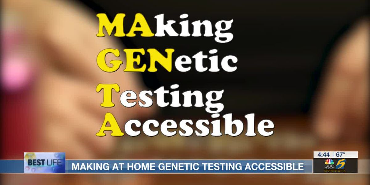 Best Life: At-home genetic testing with the MAGENTA Trial