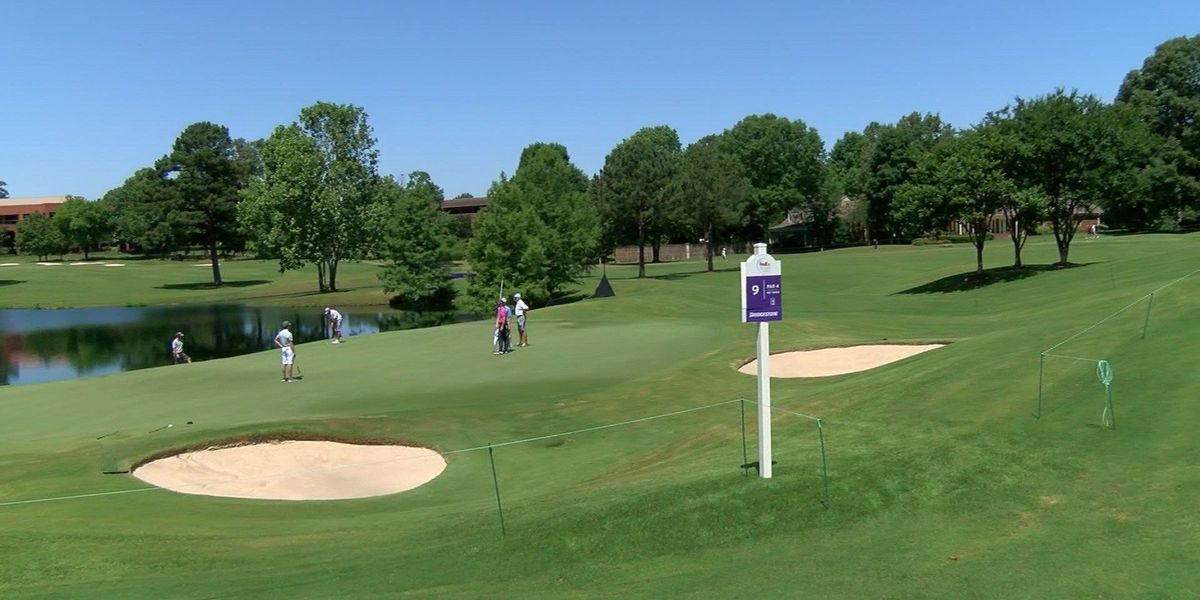 Course ready for pros at TPC at Southwind