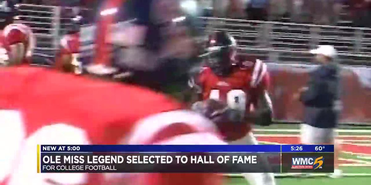 Ole Miss legend selected to College Football Hall of Fame