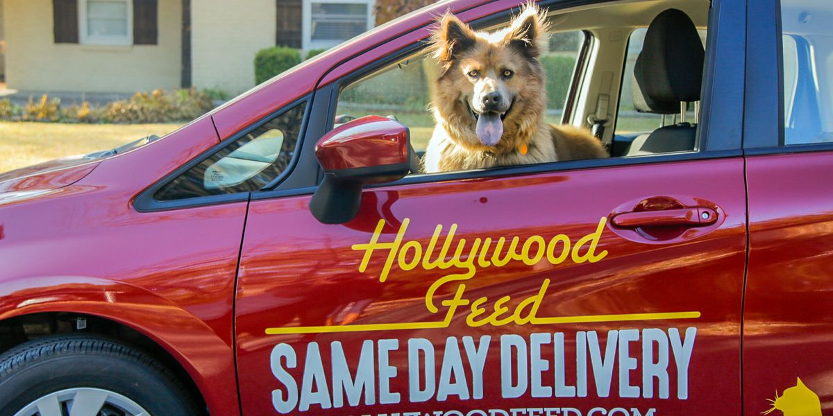 Hollywood Feed now offering curbside pick-up, extends free delivery until April