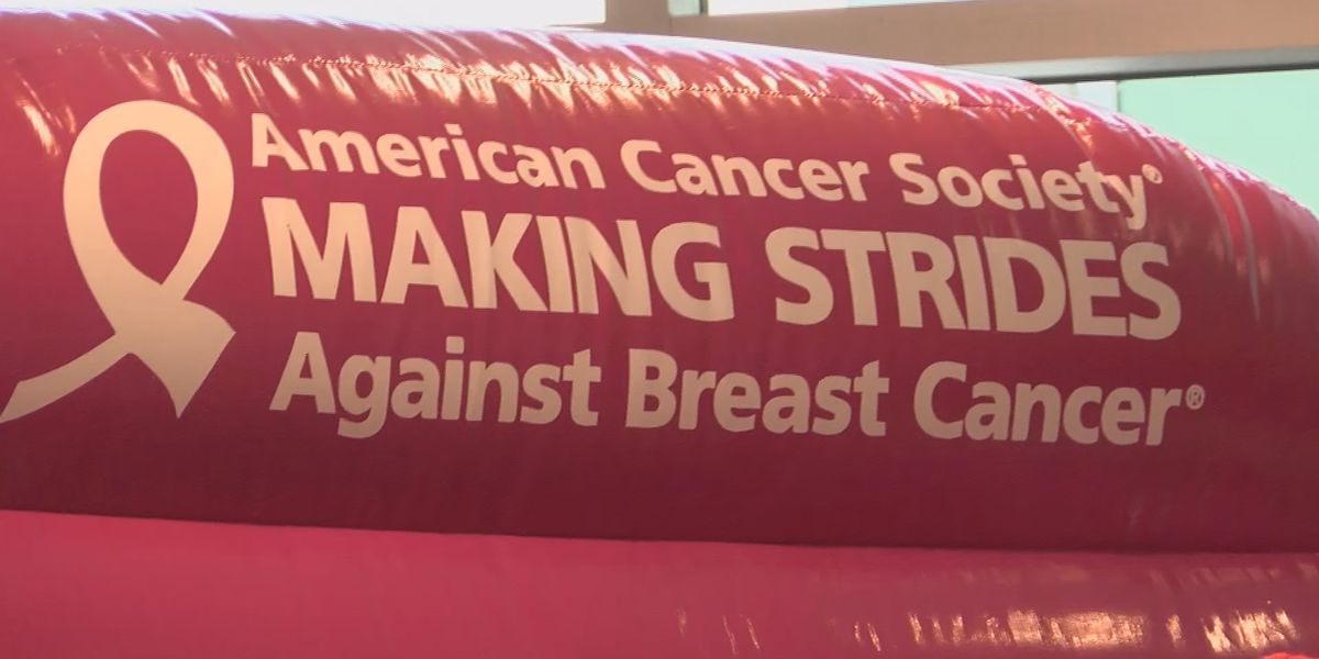 American Cancer Society to host Making Strides Walk for breast cancer