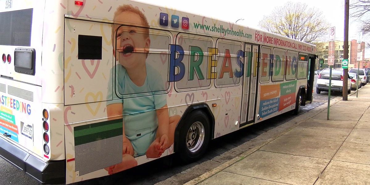 Shelby County Heath Department launches breastfeeding campaign