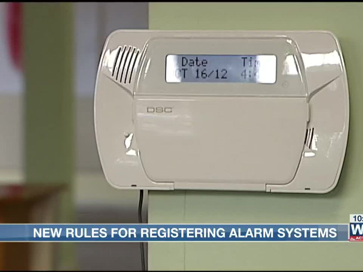 New rules and fees to come to home, business alarm system owners