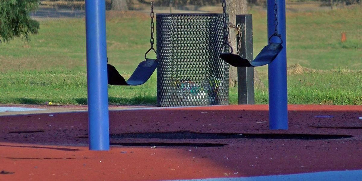 Parents concerned after man seen touching self near playground