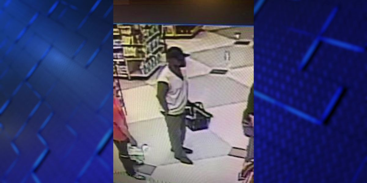 Man buys $2,300 in Kroger gift cards with stolen credit card, police say