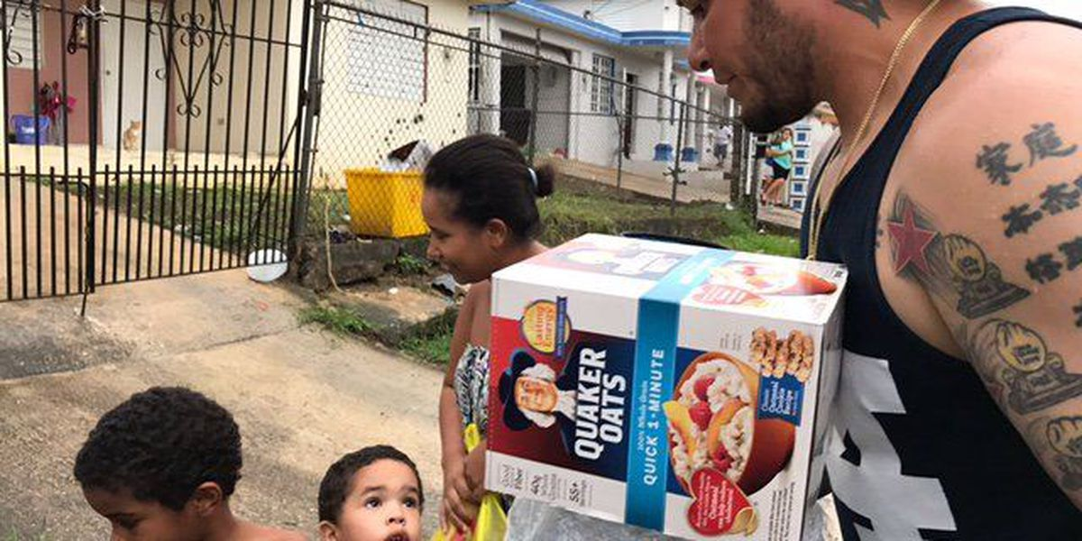 Molina assists with hurricane relief in native Puerto Rico